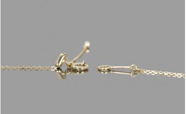 Trois Poires Diamonds Necklace