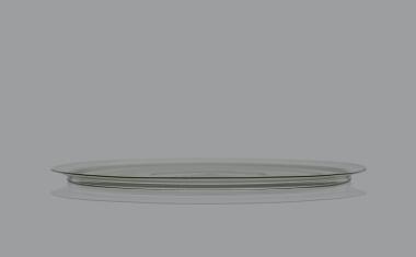Small Rim Plate
