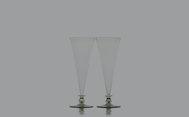 Cone Goblets