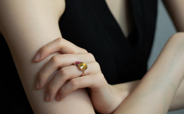 Small Butterfly Ring